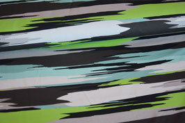 Jersey Stripes grün