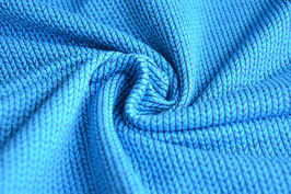 Hipster Square KNITKNIT blau