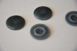 1 Stück Knopf, grün, 2,8cm