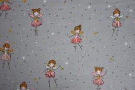 Baumwolljersey Dancing Ballerina