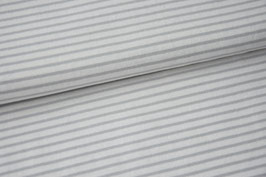 Jersey Classic Stripes, light grey