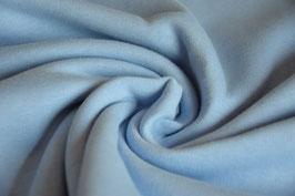 Kuschelsweat hellblau