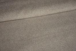 Baumwollfleece, sand