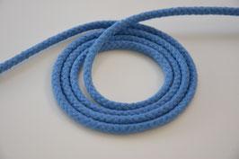 Baumwollkordel blau, 5mm