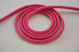 Baumwollkordel pink, 5mm
