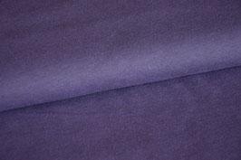 Kuschelsweat violett