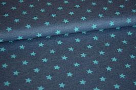 Sweat Mini Stars blue/petrol
