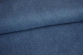 Baumwollfleece, jeans