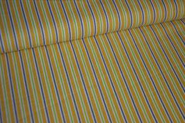 Jersey Streifen, gelb