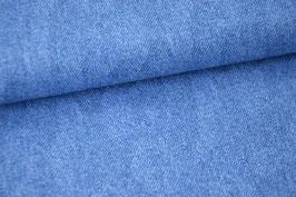 Bio Sommersweat I love Jeans, hellblau