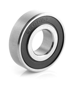 Roulement S 6001 2RS 12x28x8 mm INOXYDABLE
