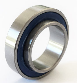 Roulement 22237 2RS 22.2x37x8/11.5 mm