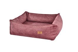 Box Bett Wechselüberzug | Plüsch Berry Überzug / Cover