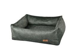 Box Bett Wechselüberzug | Plüsch Sage Green Überzug / Cover