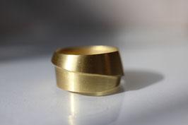 Bandring aus 750er Gold