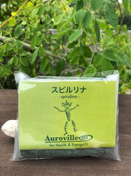 南インド産 オーロヴィルのスピルリナクランチ Spirulina Crunch 100g