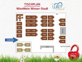 Platzreservierung Winzerstadl [27.09.2019, 12:00 - 18:30 Uhr]