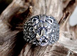 Löwenkopfring