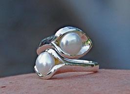 Perlenring Duett