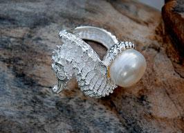 Perlenring Seepferdchen