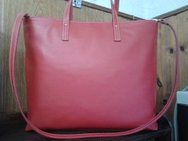 BORSA SHOPPER RED/NICE