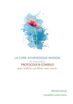 eBook La Cure Ayurvédique Maison de Trois Jours