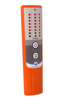 CEMPROTEC esi 31 - Elektrosmog Indikator für HF von 1 MHz bis 10 GHz