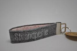 "Schlüsselanhänger ""STRANDPERLE"" #48"