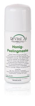 Honig-Peelingmaske