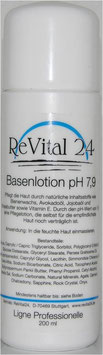 Basenlotion pH 7,9