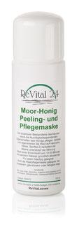 Moor-Honig-Peeling und Pflegemaske