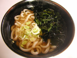 Wakame soba ou udon