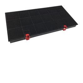Type 150 | 200.881 | Kohlefilter ähnlich ELICA F00171/S mit roten Rastern