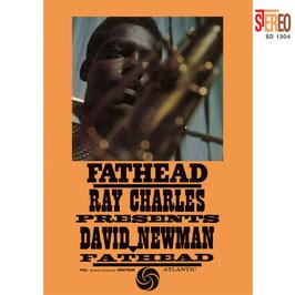 FATHEAD Ray Charles presents David Newmann 180g Limited Edition