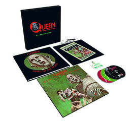 QUEEN: News Of The World (40th Anniversary) (Limited Edition) (Super Deluxe Box Set)
