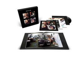 Let It Be (180g) (Limited 50th Anniversary Super Deluxe Special Edition) (HalfSpeed Mastering)