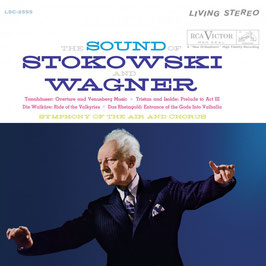 WAGNER -- THE SOUND OF STOKOWSKI AND WAGNER 200g