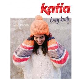 KATIA Easy knits N 8.