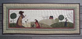 IN THE COUNTRY QUILT.