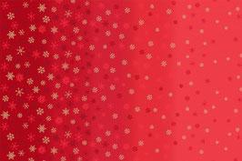 Copo de nieve -rojo 2248