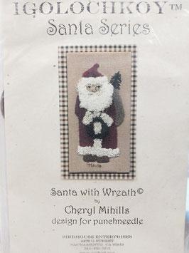 Kit punchneddle- Santa 2.
