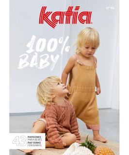 Revista katia bebé N º 96. primavera verano.