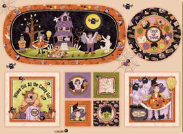 Panel halloween.