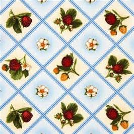 Rombos fresas