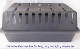 Luftentfeuchter Box XXL leer für Luftentfeuchter Granulat im 450g -1,2kg Vliesbeutel