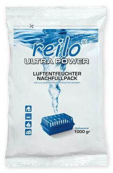 1kg Ultra Power Luftentfeuchter Granulat Flakes im Vliesbeutel für Raumentfeuchter - zum attraktiven Staffelpreis