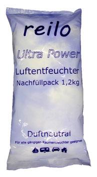 1,2kg Ultra Power Luftentfeuchter Granulat im Vliesbeutel für Raumentfeuchter - zum attraktiven Staffelpreis