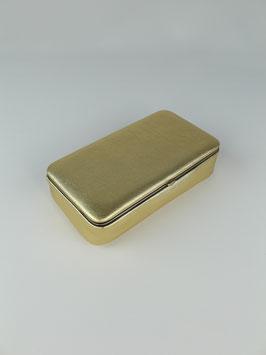 FRAMED CLUTCH M l GOLD l 3874