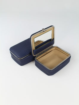 FRAMED CLUTCH S l D'BLUE l 3863