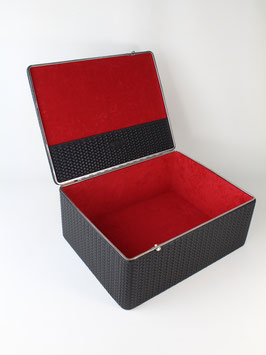 BOX XL l WOVEN BLACK l 3968-12